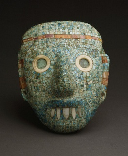 Art Education Daily: Aztec Inspired Mask Lesson Plan. i absolutely love the Aztec MAyan culture! I want a whole unit with this. Maybe switch cultures each semester. LOOVVVVVVVVVVVVVEEEEEEEEEEEEEE