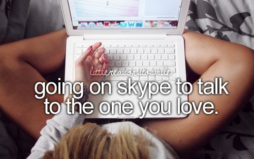 How Skype Is Sabotaging Your Long Distance Relationship