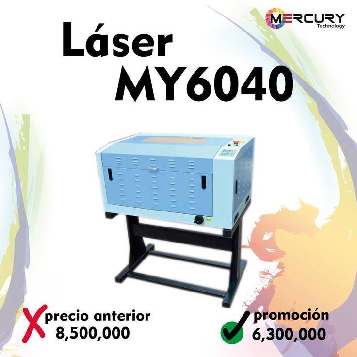 Maquina Láser MY6040