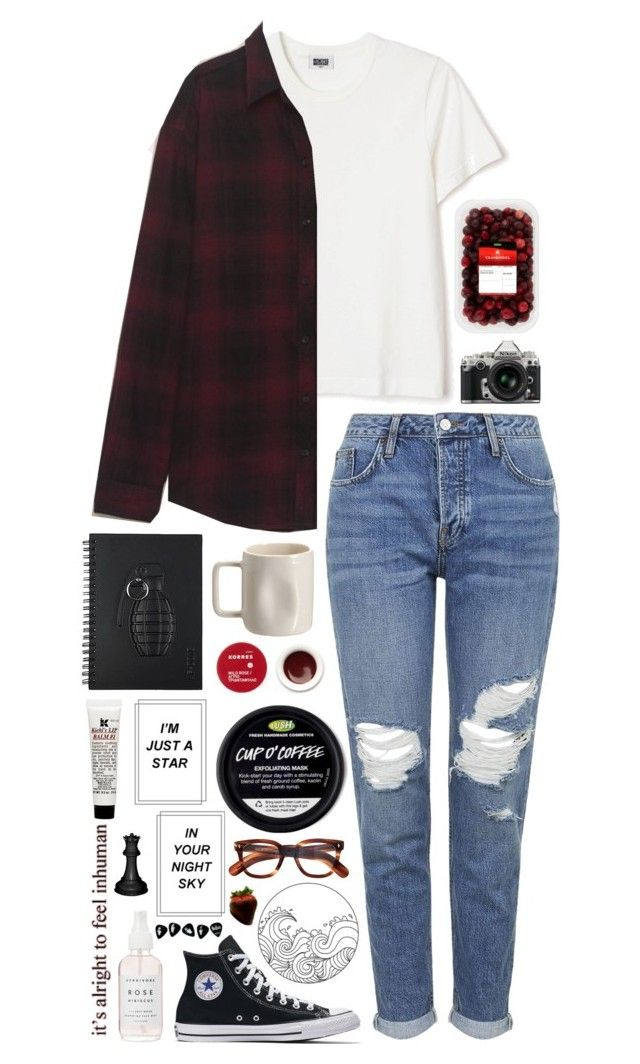 WE JUST MIGHT DIE, BUT WE FEEL SO ALIVE // happy (late) birthday to me by kappucino on Polyvore featuring polyvore Topshop Korres Alex Marshall Studios Cutler and Gross Nikon fashion style clothing