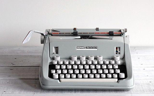 Typewriter published in 101Woonideeën, 2013 June. Photographer: Sheryl Didget