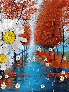 Здравствуй Осень! До свидания Лето!