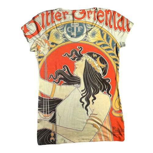 """""""Art Nouveau 005"""" shirt"""