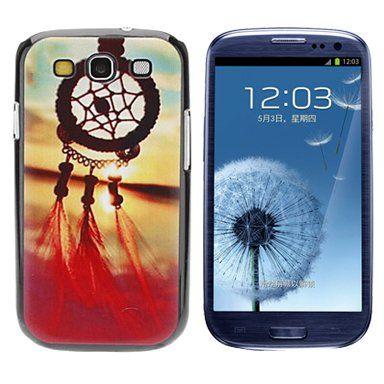 Kleurrijke dreamcatcher hoesje voor Samsung Galaxy S3