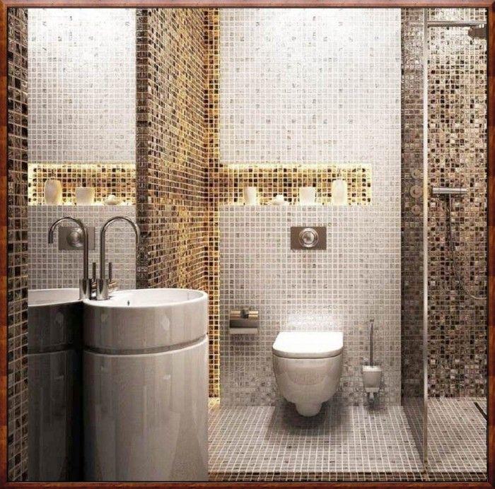 Badezimmer Ideen Braun Mosaic Bathroom Bathroom Installation Mosaic Bathroom Tile