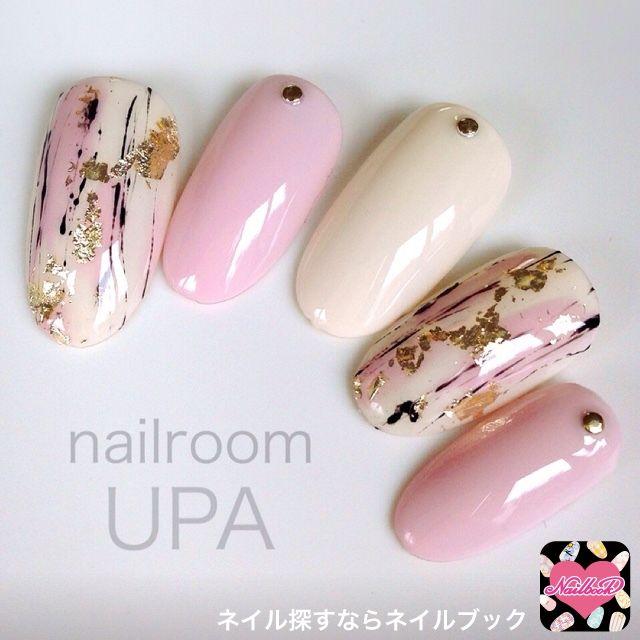 ネイル 画像 nailroomUPA 塚本 1031060 ベージュ オフィス ソフトジェル ハンド