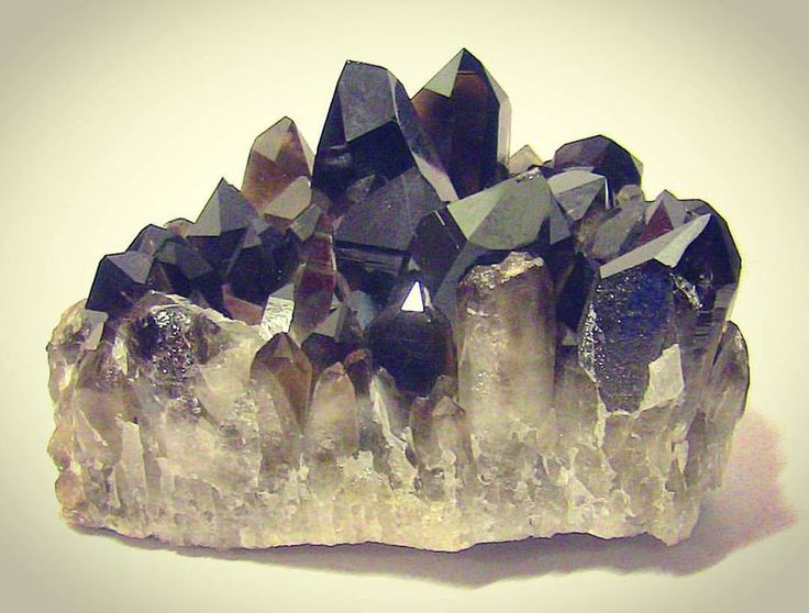 Mysterious Smokey Quartz crystal found at Casa Alhambra Brisbane