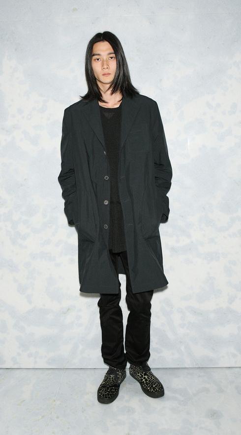 栁俊太郎、モデルだけでなく俳優も。