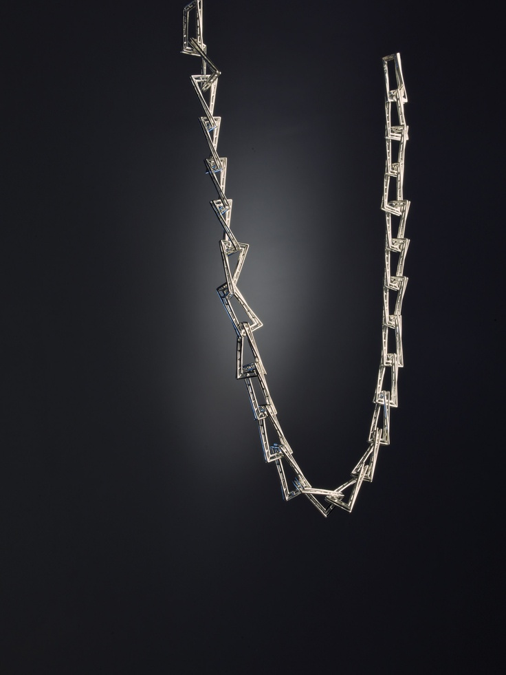 necklace, design Petr Dvorak