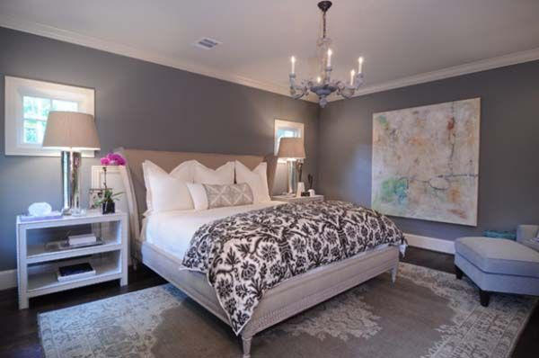 100 best images about grey bedroom ideas on pinterest for Bedroom ideas in grey