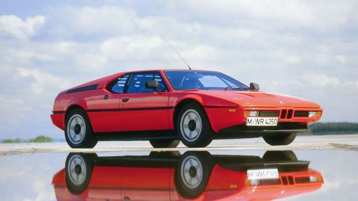 1978 BMW M1 only 456 were made, making it one of the most sought after BMW'S in history.
