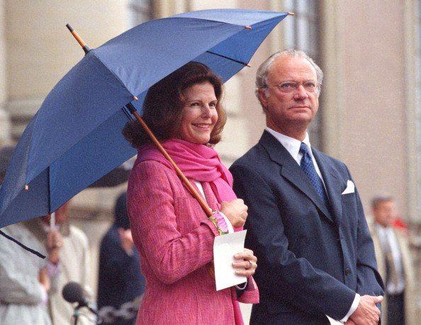25-ая годовщина свадьбы Короля и Королевы | 86 photos | VK