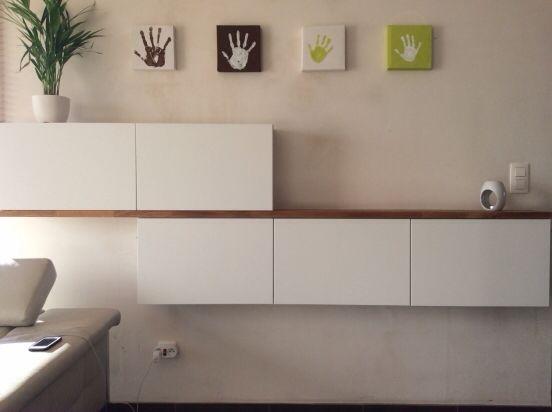 besta op zijn best besta kasten van 20 cm diep en afgewerkt met een eiken keukenblad uit de. Black Bedroom Furniture Sets. Home Design Ideas