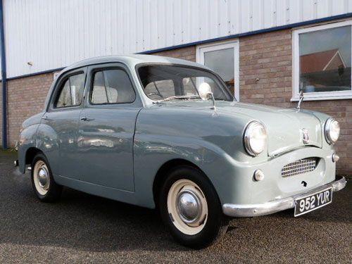 1950s Standard 8 car