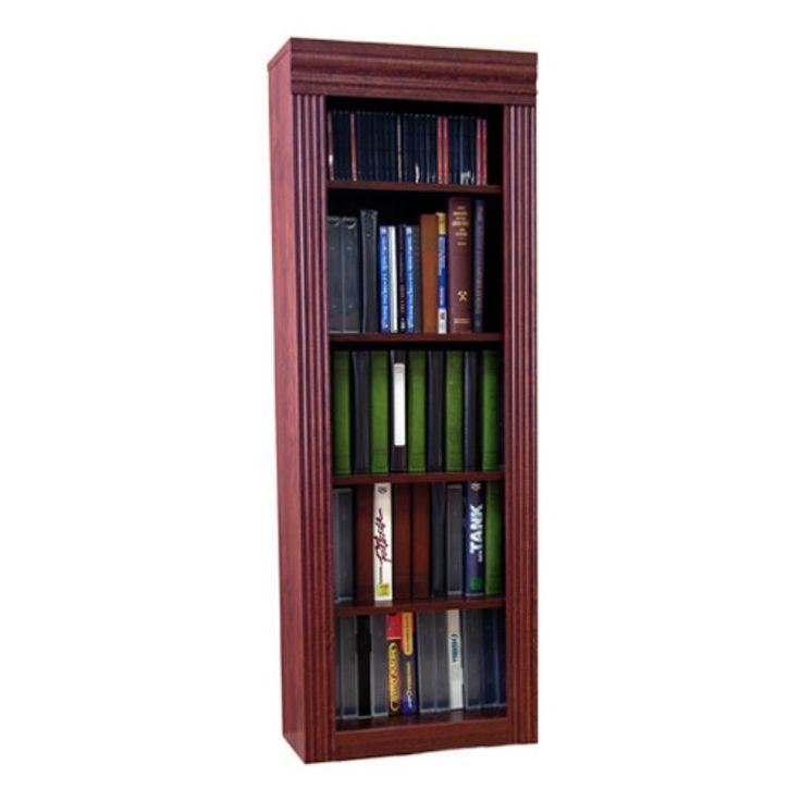 Rush Furniture Charles Harris 48 in. Media Storage Tower - 04180
