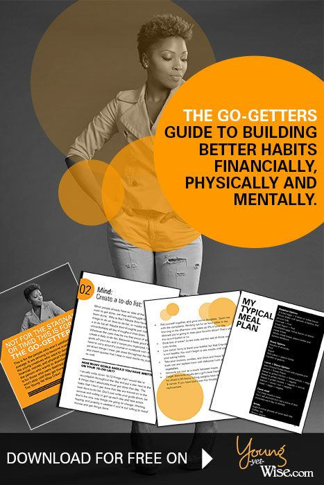 The go-getters guide to building better habits financially, physically and…