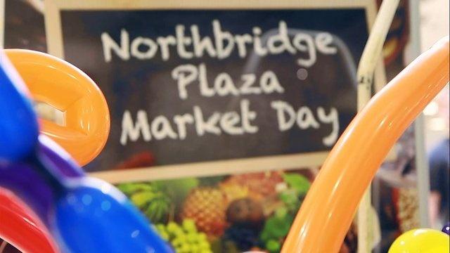 Northbridge Plaza Market Day