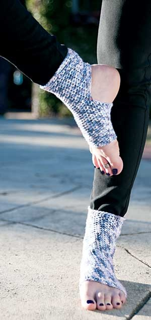 Crochet Patterns Yoga Socks : Aum yoga socks crochet pattern Crochet Shoes & Socks Pinterest