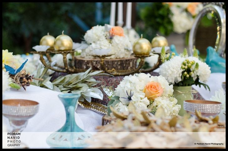 Sofreh Aghd Persian Wedding | Berkely FIeld House
