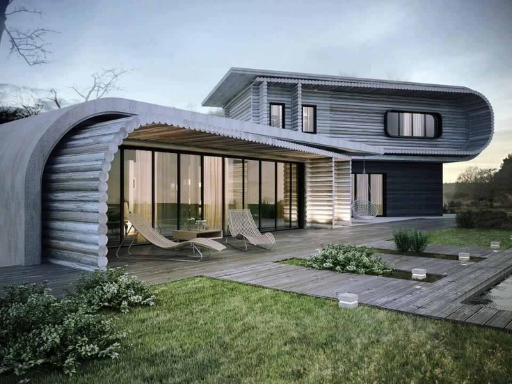 modern small container house - Container Home Design Ideas