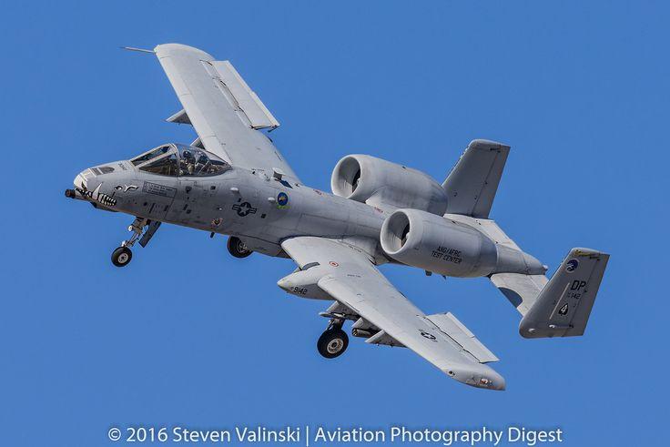 "https://flic.kr/p/DxTrYk | Fear the Hog | Fairchild Republic A-10C Thunderbolt II ""Warthog""  79-0142  47th Fighter Squadron (47 FS) ""Dogpatchers""  Air Force Reserve Command  Davis-Monthan AFB, AZ USA"