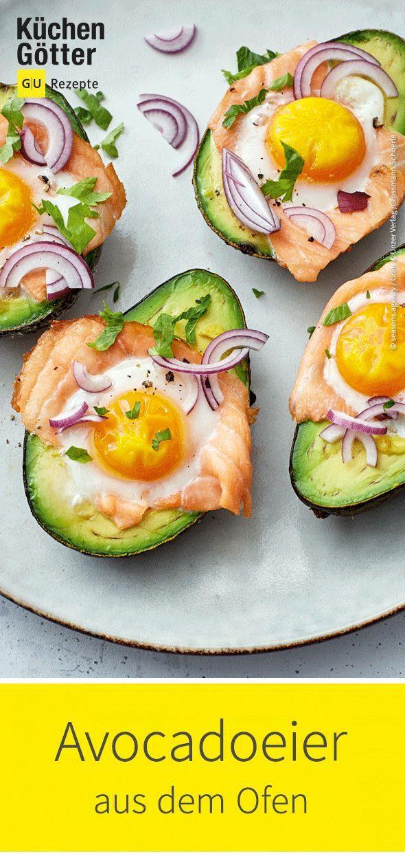 Die etwas andere Version vom Frühstücksei – passt natürlich auch perfekt zu