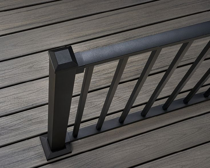 Die Besten 25+ Trex Railing Ideen Auf Pinterest | Terrassen Deck