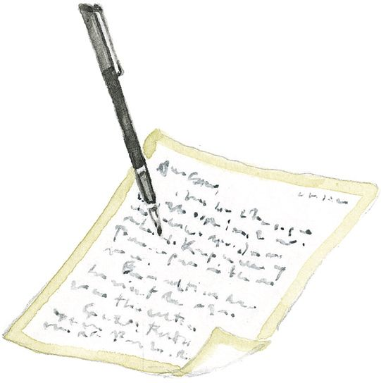 7 Letters to Write Before You Turn 70