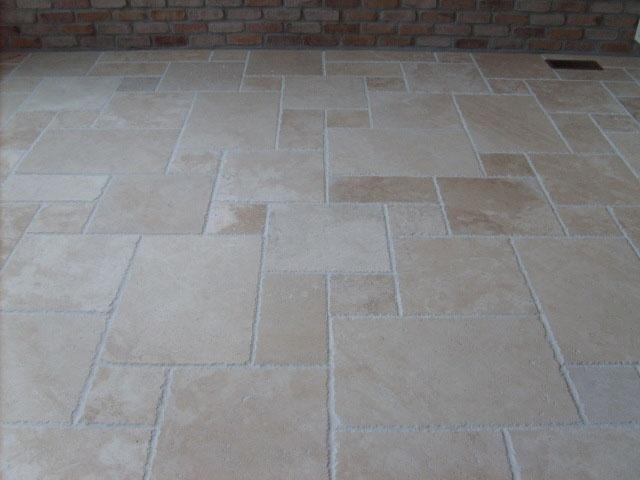 Kitchen Or Bathroom Tile Floor Love Color But Darker Grout