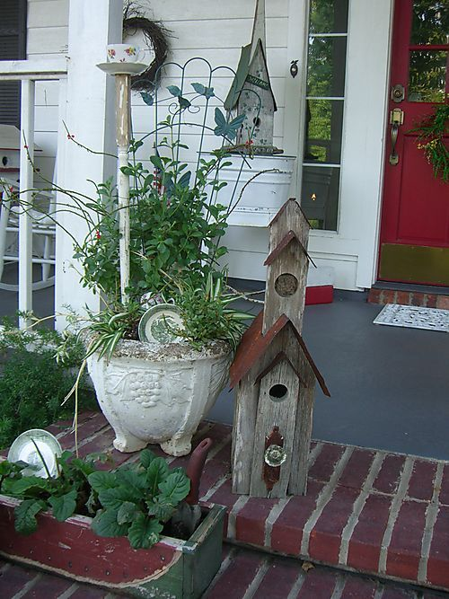 151 Best Images About Decorating A Country Porch On Pinterest