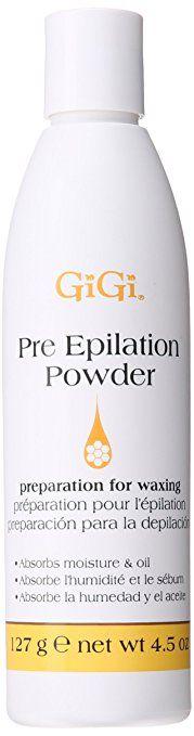 Gigi Pre-Epilation Powder
