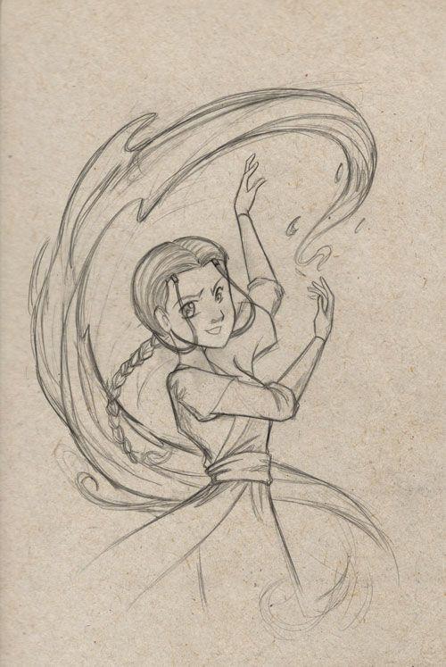 Mejores 87 imágenes de LineArt: Avatar Last Airbender en Pinterest ...