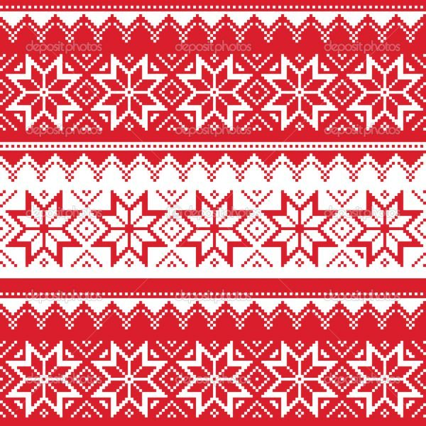 Ugly Sweater Backgrounds Ugly Christmas Sweater Pattern