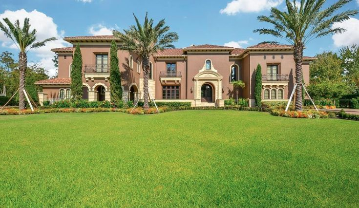 12,000 Square Foot Mansion In Sugar Land, Texas