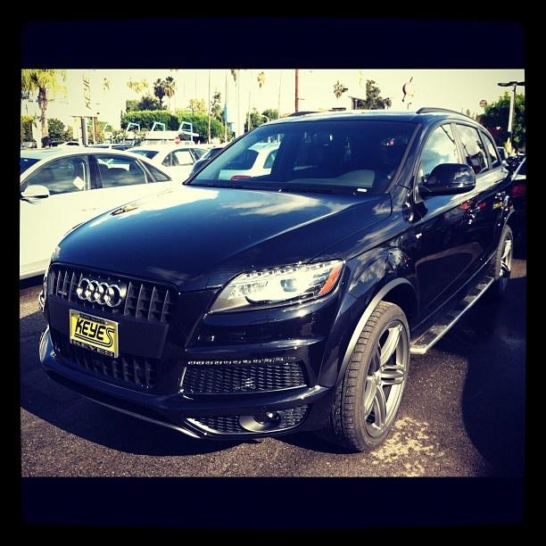 Audi Q7 Diesel: 34 Best Instagram: #KeyesAudi Images On Pinterest