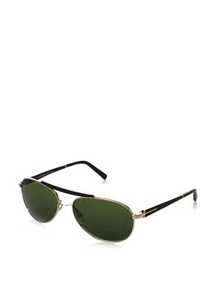 Tom Ford Women's Sunglasses, Shiny Rose Gold/Green, One Size