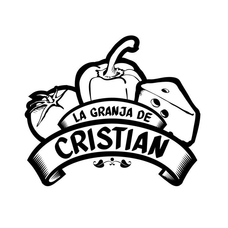 LA GRANJA DE CRISTIAN / Diseñador: Oscar Bau / Oficina: Bau Brand Studio / Año: 2013