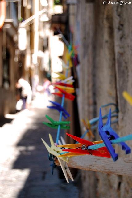 Naples in Techicolor