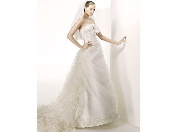 Etiqueta rigurosa / vestido de novia / boda