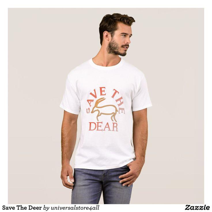 Save The Deer T-Shirt