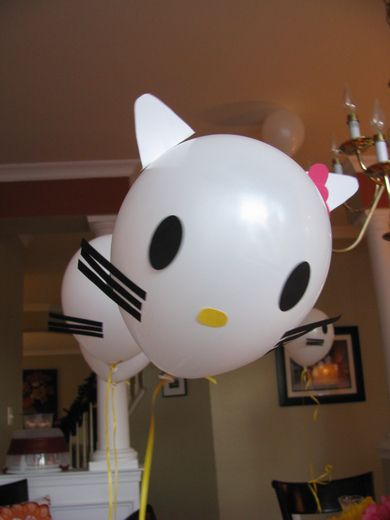 "Photo 4 of 9: Hello Kitty! / Birthday ""A Hello Kitty Inspired Birthday Party"" 