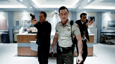 He's controlling it! ~ this gif is badass
