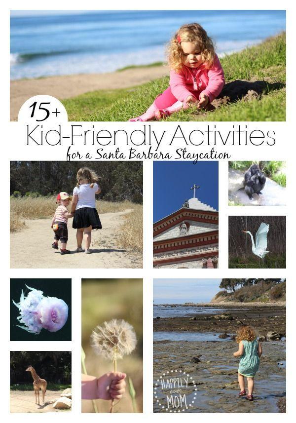 15+ kinderfreundliche Ideen für ein Santa Barbara Staycation – Places to Visit in Santa Barbara
