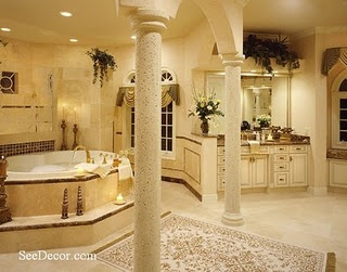 Top 10 Luxurious And Royal Bathroom Designs And Decorations With Royal And  Luxurious Bathroom Accessories, Furniture, Shelves, Tiles And Paints, ...