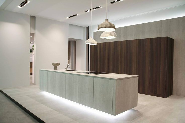 #Kitchen Way is presented at #Eurocucina #Isaloni 2016 completely renovated.