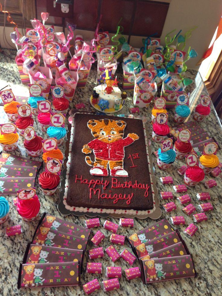Best 25 Tiger Birthday Parties Ideas On Pinterest