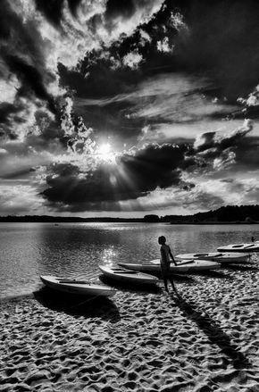 I still remember by Massimo Strazzeri on 500px... #lake #sunset #clouds #boats #usa #northcarolina
