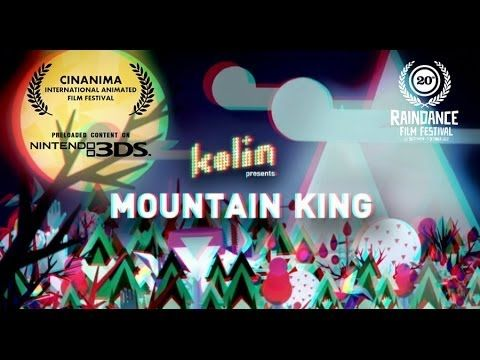 KOLIN - Mountain King (official 3D music video)