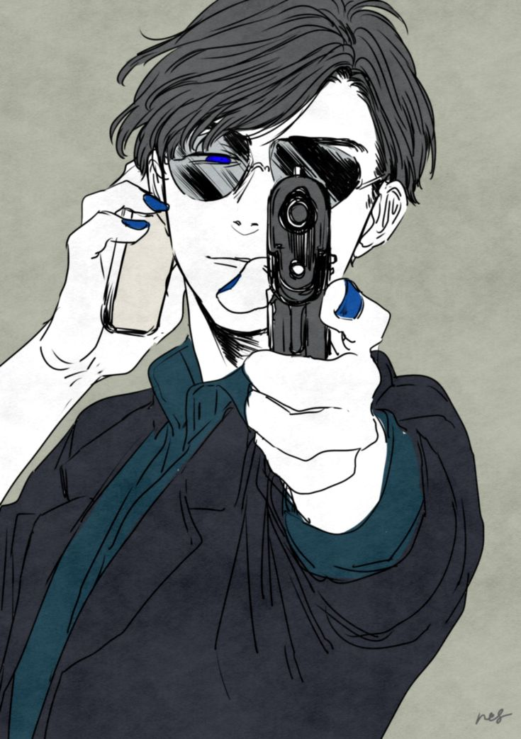 Mafia Karamatsu is the real cool blueberry