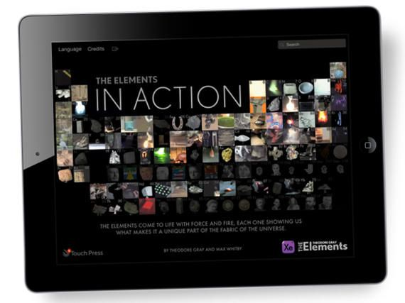 11 best periodic table images on pinterest periodic table new ipad app brings the periodic table to life urtaz Images